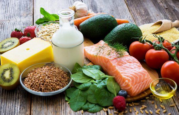 Здоровее питание: продукты для молодости