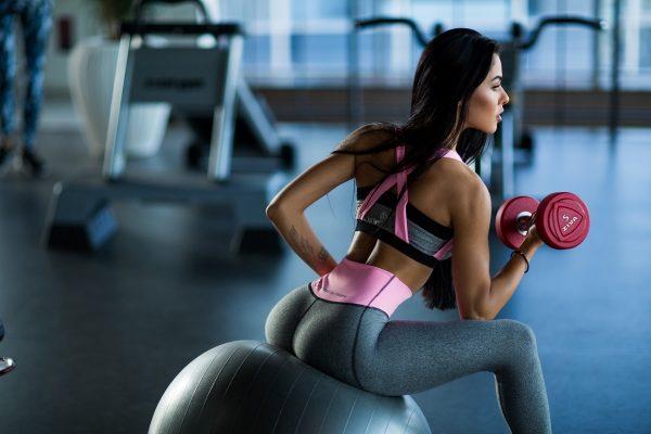 Фитнес как один из самых популярных видов спорта