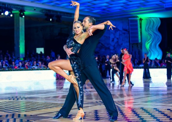 Преимущества танца на здоровье