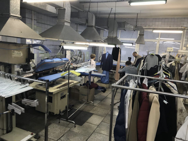 Доверьте чистку вашей одежды профессионалам в Киеве