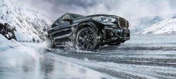 Почему фрикционные зимние шины лучше?